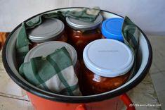 Zacusca de vinete - reteta mamei mele | Savori Urbane Cata, Compost, Ketchup, Urban, Health Foods, Preserves, Red Peppers, Composters