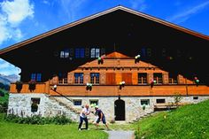 WAGGGS World Center, Switzerland: Our Chalet - The first World Centre of the  World Association of Girl Guides and Girl Scouts, WAGGGS where since 1932 visitors have been  living their dreams of    Skiing - Hiking - Fun and Friendship!