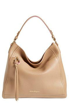 Salvatore Ferragamo  Ally  Hobo Beautiful Handbags 7f11c8aee8145