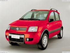 Fiat Panda 4x4 1.3 Multijet (2005)