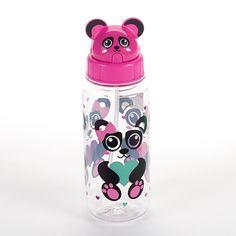 Girls Tri-Coastal 23 oz. Panda Water Bottle