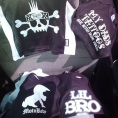 More of brads baby clothes