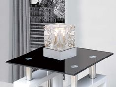 MODERN-TOUCH-CHROME-GLASS-ICE-CUBE-TOUCH-LAMP-TABLE-BEAUTIFUL-BEDSIDES-LIGHT