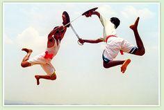 Indian Martial Arts - Kalarippayattu