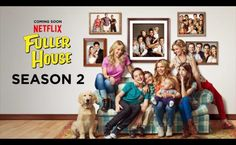 Check out photos of the second season cast of Netflix's Fuller House TV show, celebrating Andrea Barber's 40th birthday along with the USA's 240th! Do you plan to stream the second season of this Full House sequel, when it drops to Netflix?