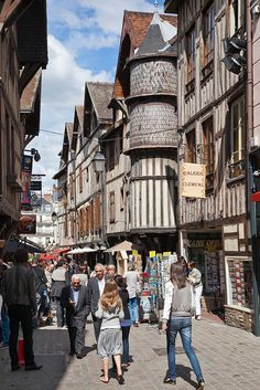 France, Aube, Troyes by jpazam, via Flickr