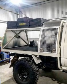 4 Impressive Ideas Can Change Your Life: Outdoor Canopy Design garden canopy retractable. Truck Flatbeds, Truck Mods, Truck Bed Camper, Custom Truck Beds, Custom Trucks, Ute Canopy, Truck Canopy, Canopy Tent, Canopies