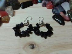 Blue Goldstone earrings-For Keeps gemstone accessories. www.redroseforkeeps.com Drop Earrings, Gemstones, Jewellery, Blue, Accessories, Jewels, Gems, Schmuck, Drop Earring