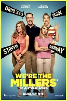 A movie with a solid comedic concept at its core but one that is forced to go through the necessary motions until it rolls to a stop.   Watch it here for free: www.allyouwaant.blogspot.com/2013/11/were-millers-extended-2013-blu-ray.html
