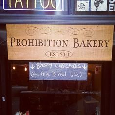 Hol' up, the Prohibition bakery in NYC does alcoholic cupcakes