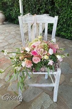 Gisela - Αποξήρανση ανθοδέσμης Wedding Decorations, Album, Wedding Decor, Card Book
