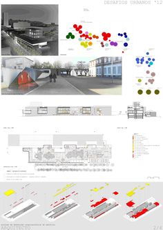 DU - Project presentation board - #noarq #competition by José Carlos Nunes de Oliveira - © NOARQ