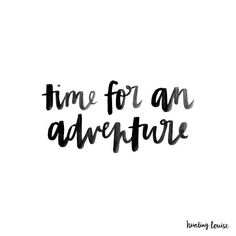 Stuck inside sick got me keen for some summer adventure!   by huntinglouise