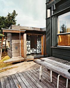 scandinavian retreat.: Norwegian Wood