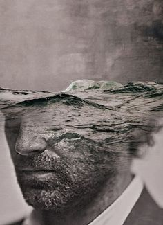 double exposure by antonio mora