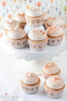 Vanilla-Chai-Tea-Cupcakes
