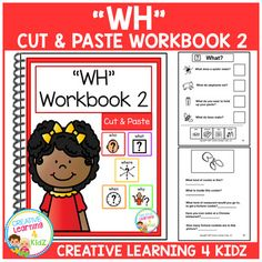 Cut /& Paste Sentence Recall wh CD autism speech therapy