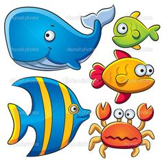 Fish fin Illustrations and Stock Art. Fish fin illustration graphics and vector EPS clip art available to search from thousands of royalty free clipart providers. Cartoon Fish, Cute Cartoon Animals, Cute Animals, Animals Sea, Fish Fin, Sea Fish, Cartoon Drawings, Animal Drawings, Cartoon Images