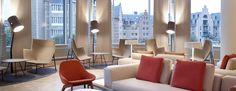 Dit moderne hotel beschikt over 224 kamers en suites en biedt voortreffelijke voorzieningen. Gasten die in Executive kamers of suites verblijven hebben toegang tot de Executive lounge.
