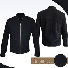 Daniel Craig Spectre, 007 Spectre, Winter Must Haves, Celebrity Outfits, Cotton Jacket, Shop Now, Leather Jacket, Sweatshirts, Celebrities