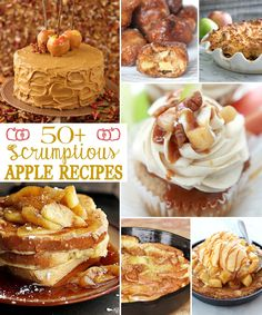Sweet Potato Brie Fries Recipe - The Scrap Shoppe Caramel Apple Cookies, Caramel Apple Cheesecake Bars, Salted Caramel Apple Pie, Apple And Peanut Butter, Pie And Chips, Apple Hand Pies, Fresh Apple Cake, Simply Recipes, Apple Recipes