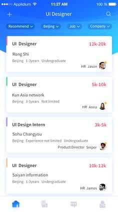 Android App Design, Ios App Design, Android Ui, Mobile Ui Design, Interface Design, User Interface, Material Design List, Form Design Web, Card Ui