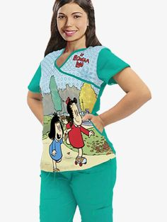 Scrubs Outfit, Scrubs Uniform, Disney Scrubs, Pediatric Nursing, Suit Accessories, Surgical Caps, Costume, Stitch Fix, Apron
