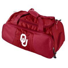 Oklahoma Sooners Gym Bag Texas Longhorns 0e66438e6709f