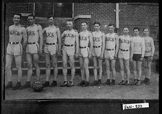 Lawrenceville High School basketball team, Gwinnett County GA, 1927; Vanishing Georgia/Georgia's Virtual Vault