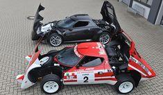 ランチア ストラトス|伝説のスーパーカーが復活 ギャラリー