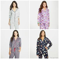 Cute and Comfy Pajamas from Nordstrom