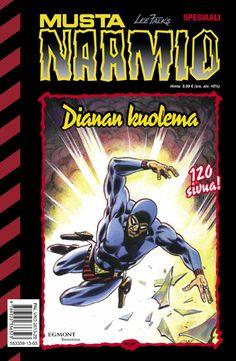 Mustanaamio-spesiaali: Dianan kuolema