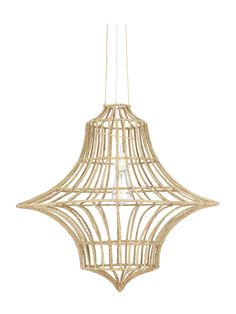 Vineyard Chandelier from Bohemian Home feat. Selamat on Gilt