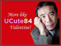 Murakami valentine! Haruki Murakami, Cover, Movie Posters, Film Poster, Billboard, Film Posters