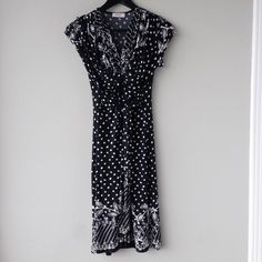 💕 Bundle SALE 💕 Fifilles de Paris Dress Fifilles de Paris Polka Dot Dress.  French size T1, which is equivalent roughly to a US Small.  Beautifully made in FRANCE.  Bundle this item along with 2 or more items from my closet and save an extra 10% off!   Feel free to comment below if you have any questions :)  Thanks! Fifilles de Paris Dresses