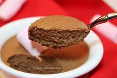 Mousse com Marshmallows - Colherada / Marshmallows Chocolate Mousse - Spoonfull