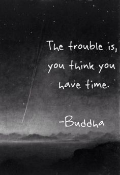 What procrastinators think.