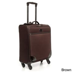 Bric's Pronto 20-inch Widebody Carry On Spinner Upright Suitcase | Overstock.com Shopping - Great Deals on Brics Carry On Upright Luggage