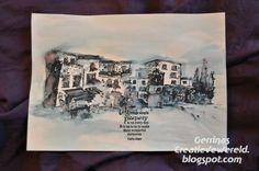"""Gerrina's Creatieve Wereld: """"Home sweet home"""""""