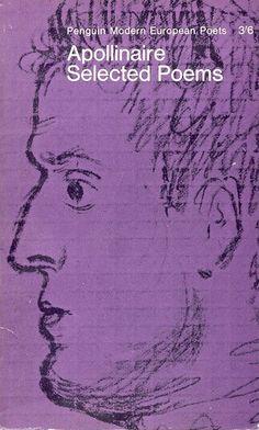 Apollinaire - Modern European Poets Penguin series