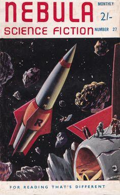 Nebula Science Fiction. No.27 Feb 1958