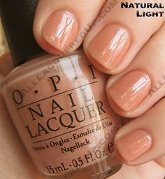 One of my favs of course because of the name :) - OPI Skinny Dipn In Lake Michgn from the Chicago collection