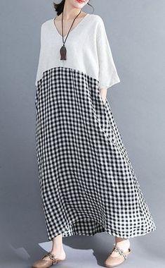 Новая подборка платьев в стиле бохо для женщин с формами. Разнообразие цветов и фасонов точно вас порадует. — Мой милый дом