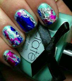 Artful nails