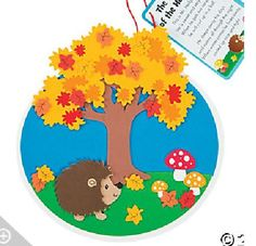 "Sent out as Thanksgiving cards. Used ""blank"" ones with additional stickers in activity bucket. Kids Crafts, Fall Crafts For Kids, Projects For Kids, Diy For Kids, Diy And Crafts, Arts And Crafts, Diy Projects, Halloween, Rainbow Fish"