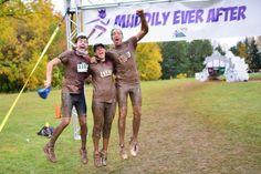 Warrior Princess Mud Run - 10-04-2014