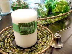 home fragrance package design
