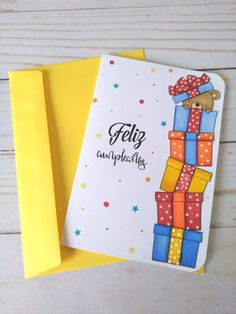 MFT Card Challenges: There's Still Time - Color Challenge 67 Creative Birthday Cards, Birthday Cards For Friends, Handmade Birthday Cards, Handmade Cards For Friends, Greeting Cards Handmade, Birthday Card Drawing, Tarjetas Diy, Beautiful Handmade Cards, Card Sketches