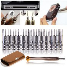 US $3.22 Mini Precision Screwdriver Set 25 in 1 Torx Electronic Screwdriver Opening Repair Tools Kit for iPhone Camera Watch Tablet PC. Aliexpress product