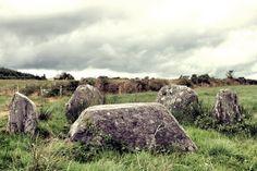 Historic Sites of Ireland: Knockraheen Stone Circle | Co. Cork